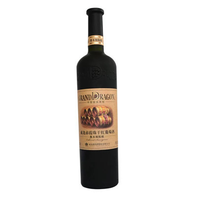 威龙赤霞珠干红葡萄酒橡木桶陈酿