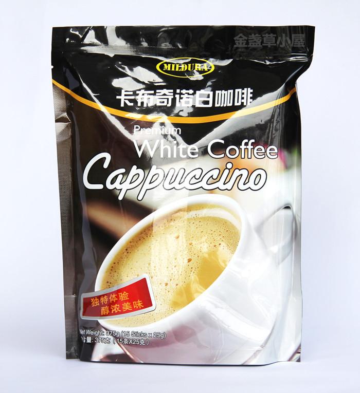 卡布奇诺白咖啡