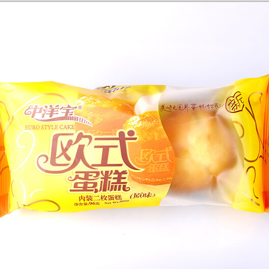 【窝客超市】中洋宝 欧式蛋糕