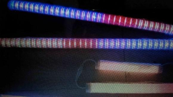led内控七彩数码管