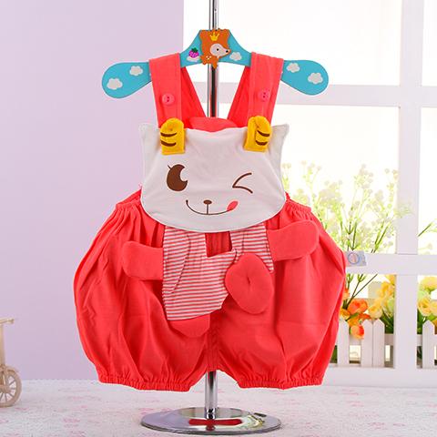 婴儿衣服动物造型个性可爱连体哈衣爬服小羊可爱造型