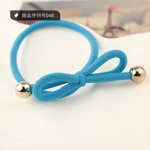 头绳编织方法图解