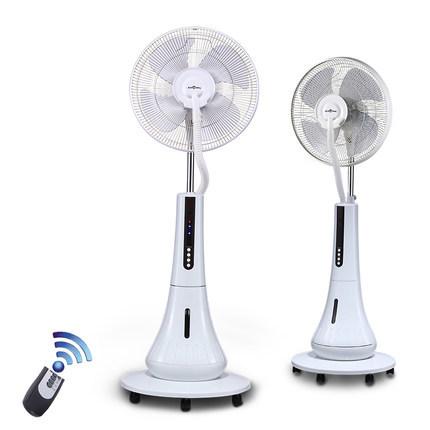 机灵风扇单冷制冷机冷风扇冷风机水冷空调家用静音扇