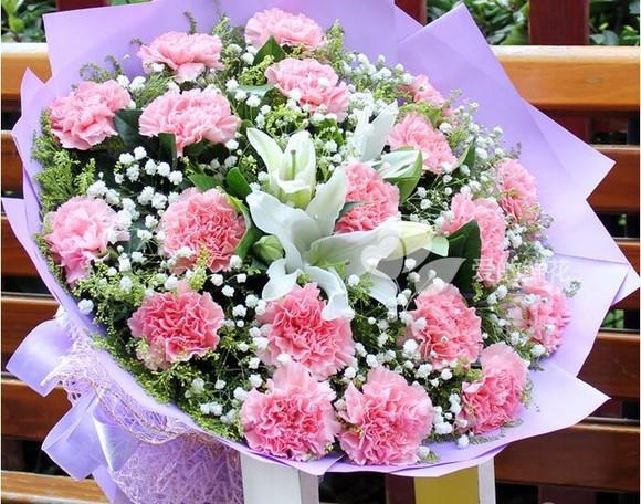 美丽花朵图片微信头像
