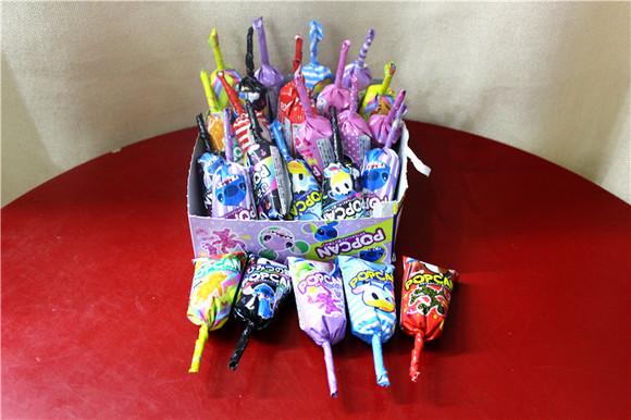 泰国动物棒棒糖