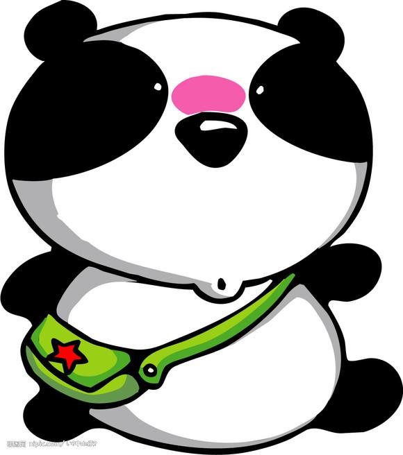 永远拍不了彩色照片的国宝熊猫