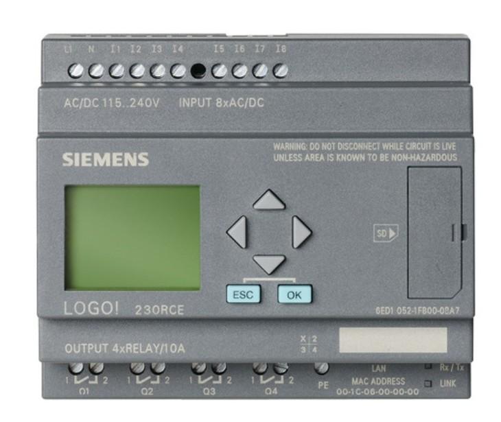 西门子logo 230rce logo控制器