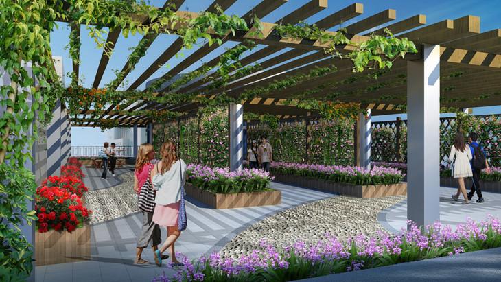 公司提供住宅区景观设计 ,室内景观,阳台花园景观,庭院景观,设