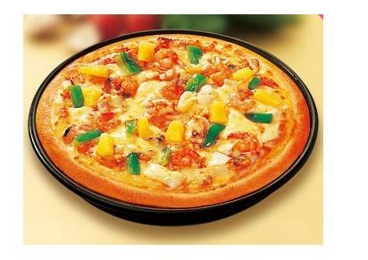 制作披萨的步骤图