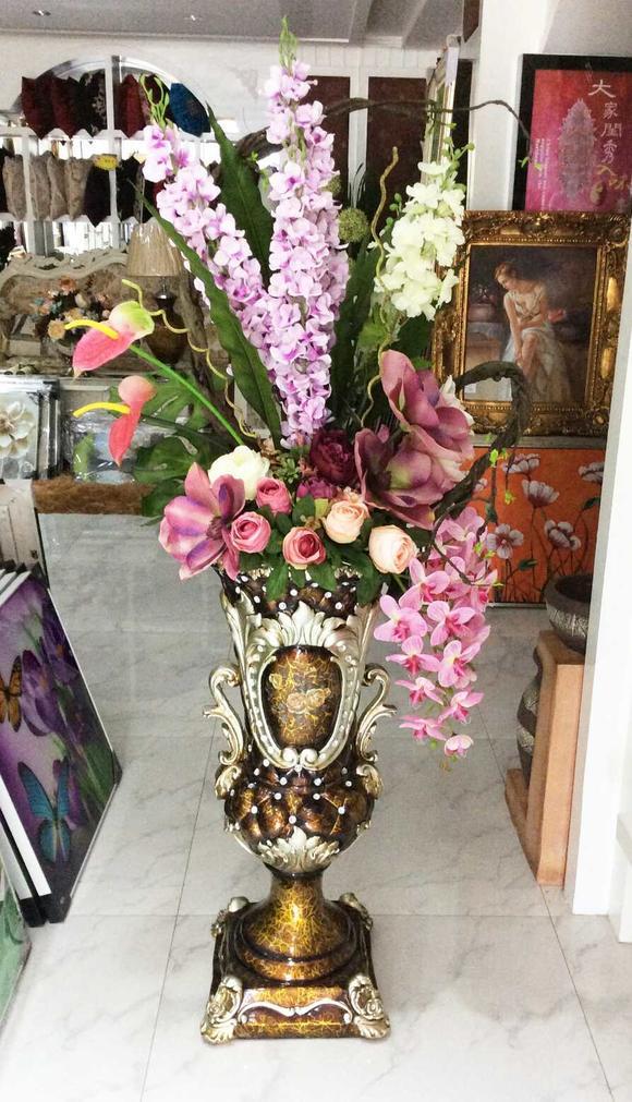 落地花瓶 欧式大花瓶