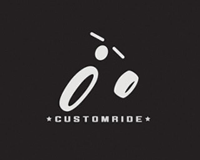 黑白logo - 意思点设计机构