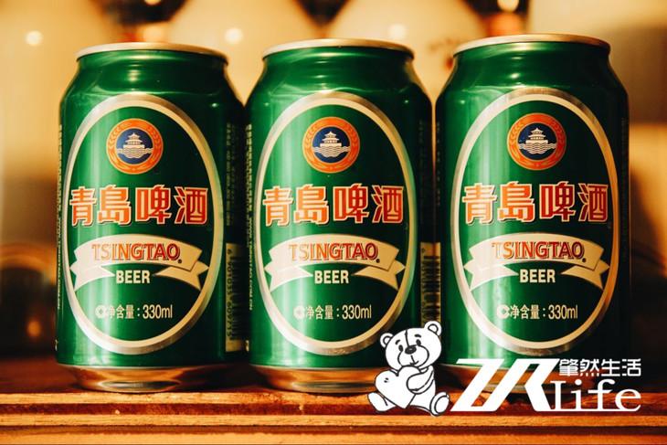 食品添加剂:无 · 品牌: 老青岛听装 · 净含量: 330ml · 酒精度