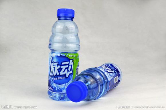 脉动瓶子结构素描