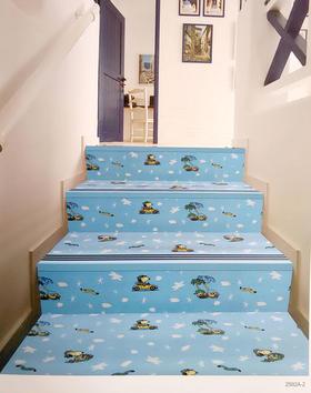 学校楼梯踏步 幼儿园楼梯地板一体楼梯包角装饰