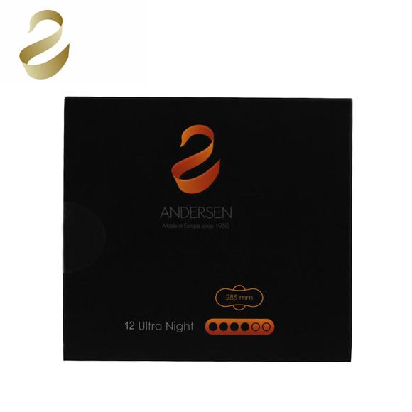 安德森卫生巾日用16p*1包 超薄夜用12p*1包 超薄夜用4p加长型*2包