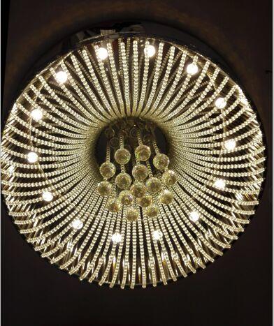 欧普水晶灯图片