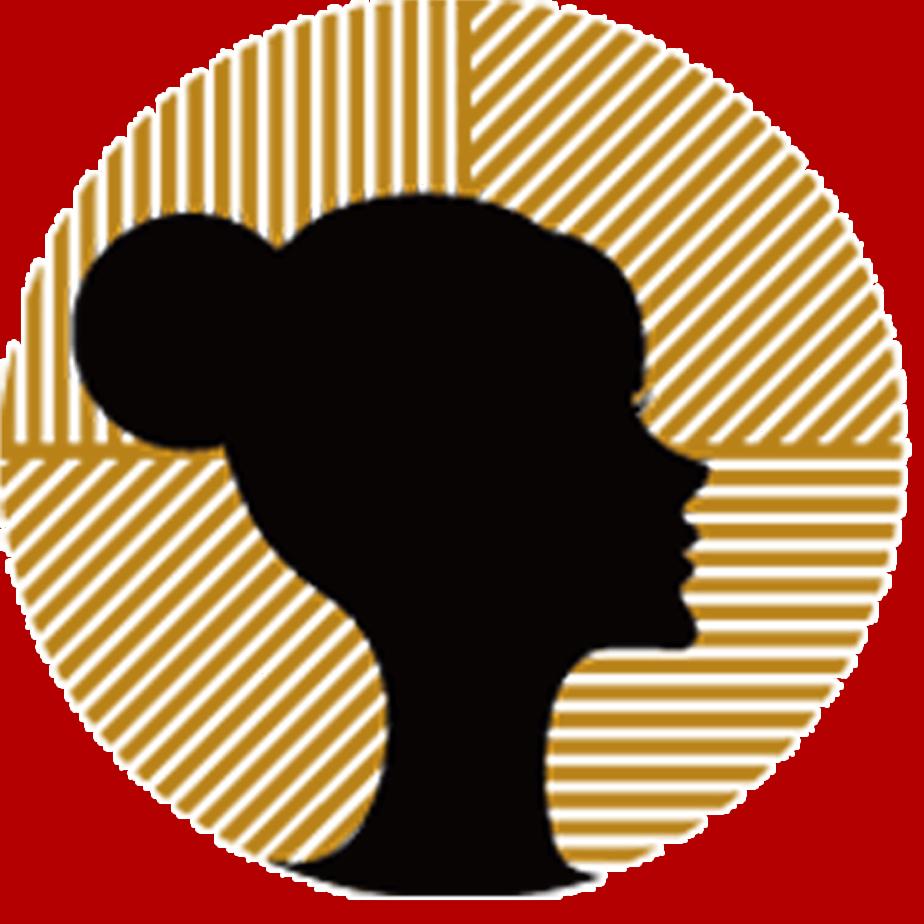 手绘盘子logo