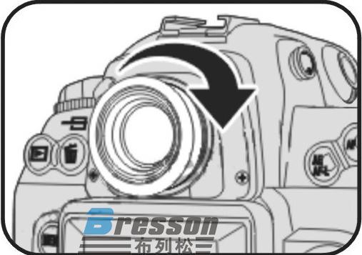 老式相机结构图