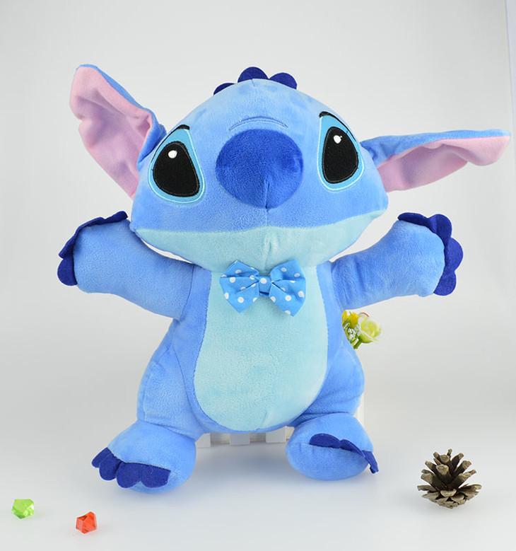 史迪仔国际宝贝毛绒玩具可爱女生生日礼物儿童玩偶