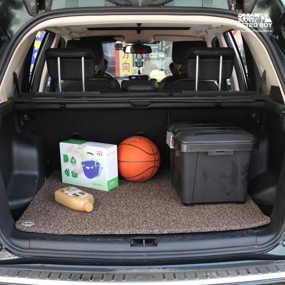 阿童木丝圈汽车后备箱垫 雷诺纬度 朗动 风朗 科雷傲