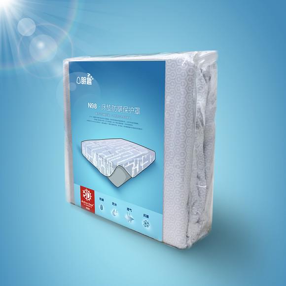 眠趣n98席梦思防滑保护套床垫防螨保护罩防水床罩床笠
