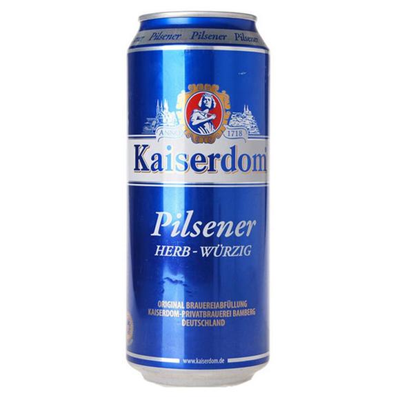 凯撒比尔森啤酒(整箱)
