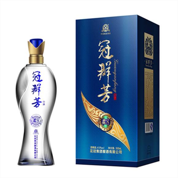 山东名酒/花冠酒/41