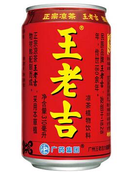 310ml 罐 广告 加多宝 凉茶 牛奶 王老吉 网 旺仔 饮料 288_354图片