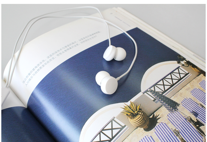 耳机书电脑桌面壁纸