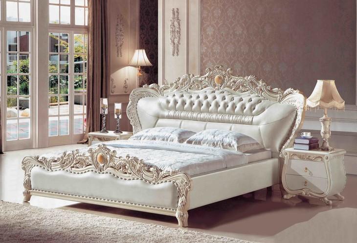 欧式床品图片
