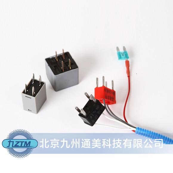 陆尊冷却风扇控制器