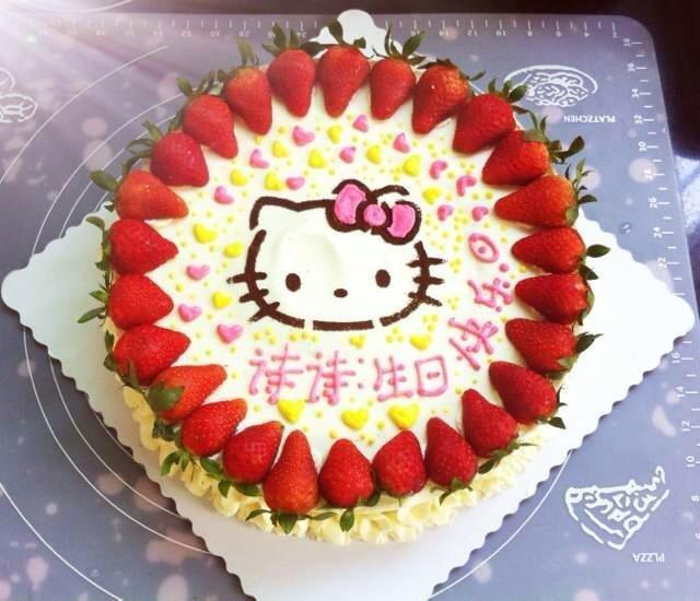 水果芝士蛋糕 - 小小红烘焙
