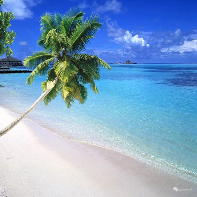 【跟团:6月出发】海南天涯海角,分界洲岛,玉带滩双飞五天纯玩游