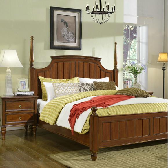 成人欧式卧室装修图