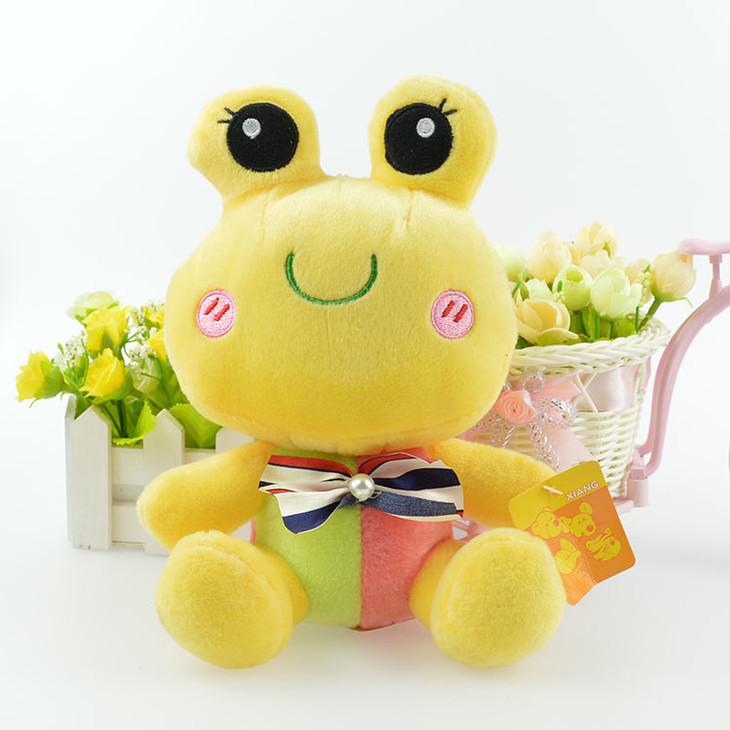青蛙哥毛绒玩具可爱女生生日礼物儿童玩偶