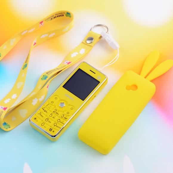 百合c18迷你手机袖珍电信版天翼儿童卡通可爱cdma女学生2015新款