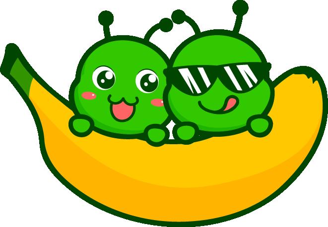 手机应用图标 可爱水果