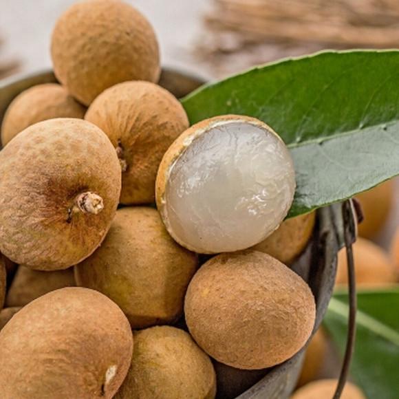 泰国进口新鲜龙眼 热带新鲜水果桂圆肉厚核小