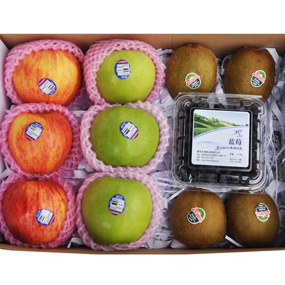 【鑫东果业】端午水果礼盒 套餐g超值搭配 丰富营养 进口新鲜水果图片