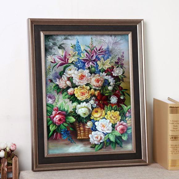 复古怀旧风格画框,欧式古典油画框