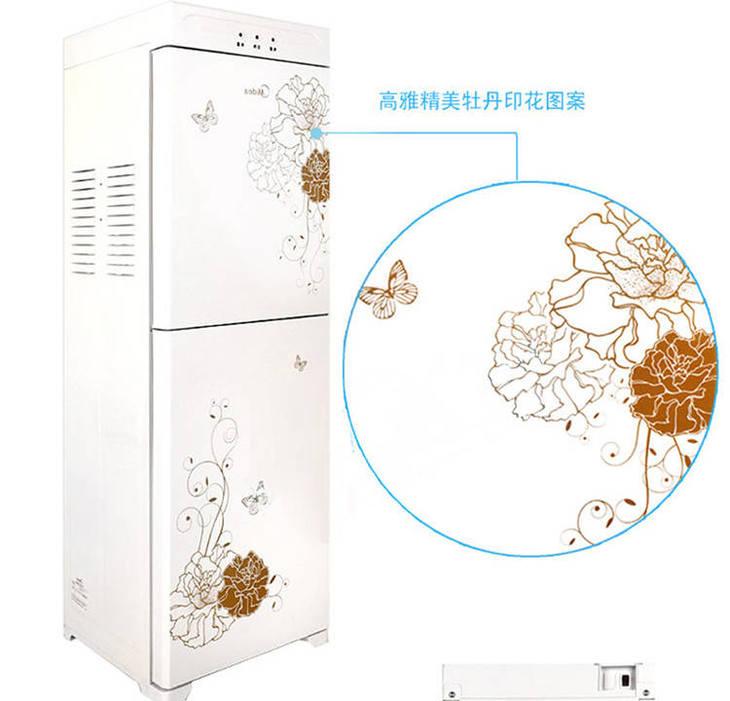 美的饮水机 yd1226s-w 金色 (电子制冷)