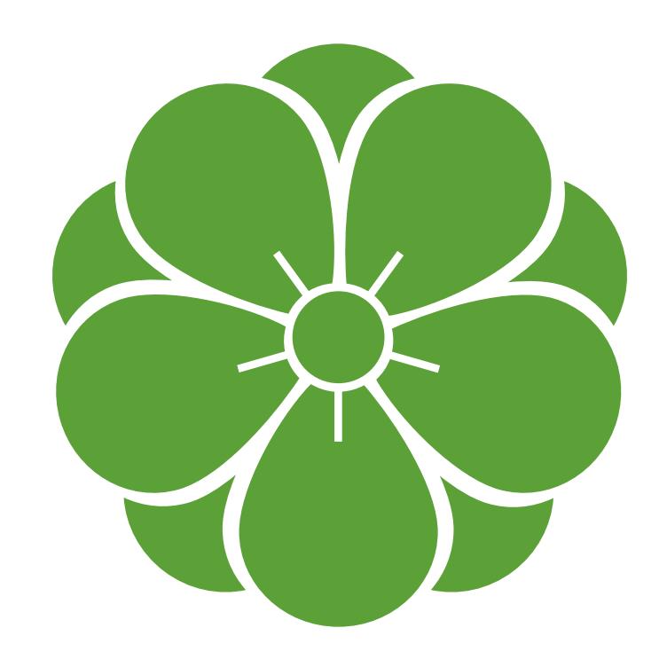 多肉植物可爱logo