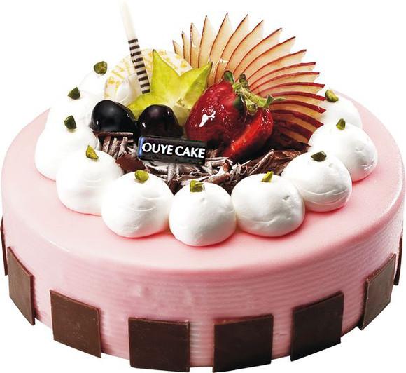 圆形欧式蛋糕