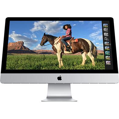 苹果(apple) imac 27英寸 retina 5k显示屏 一体电脑图片
