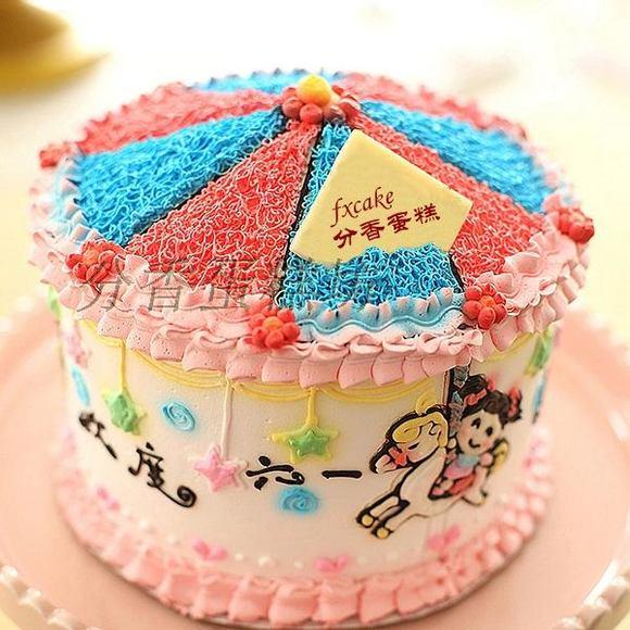 制作纸盘手工制作蛋糕教程图解