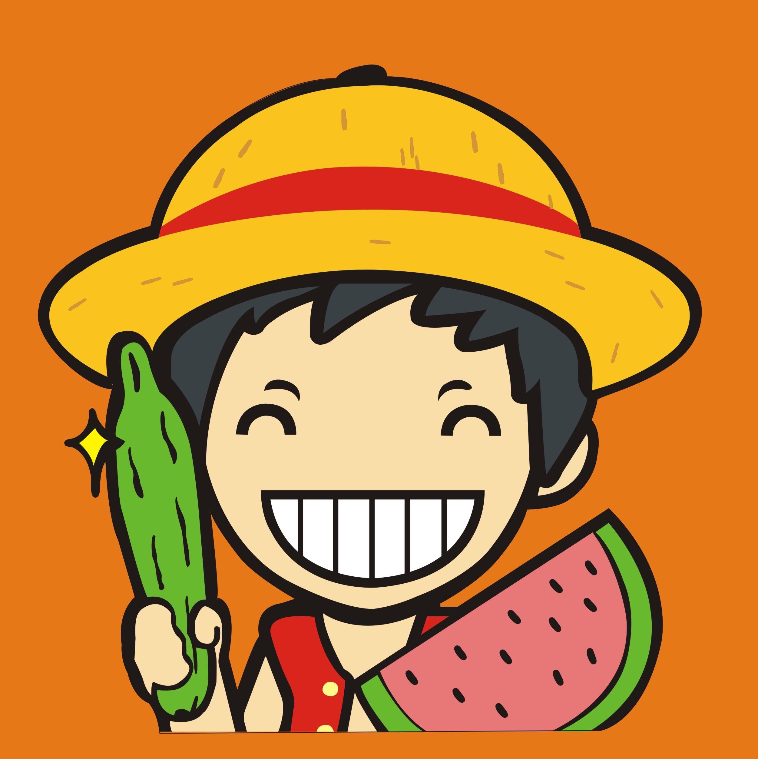 泰国卡通萌大像