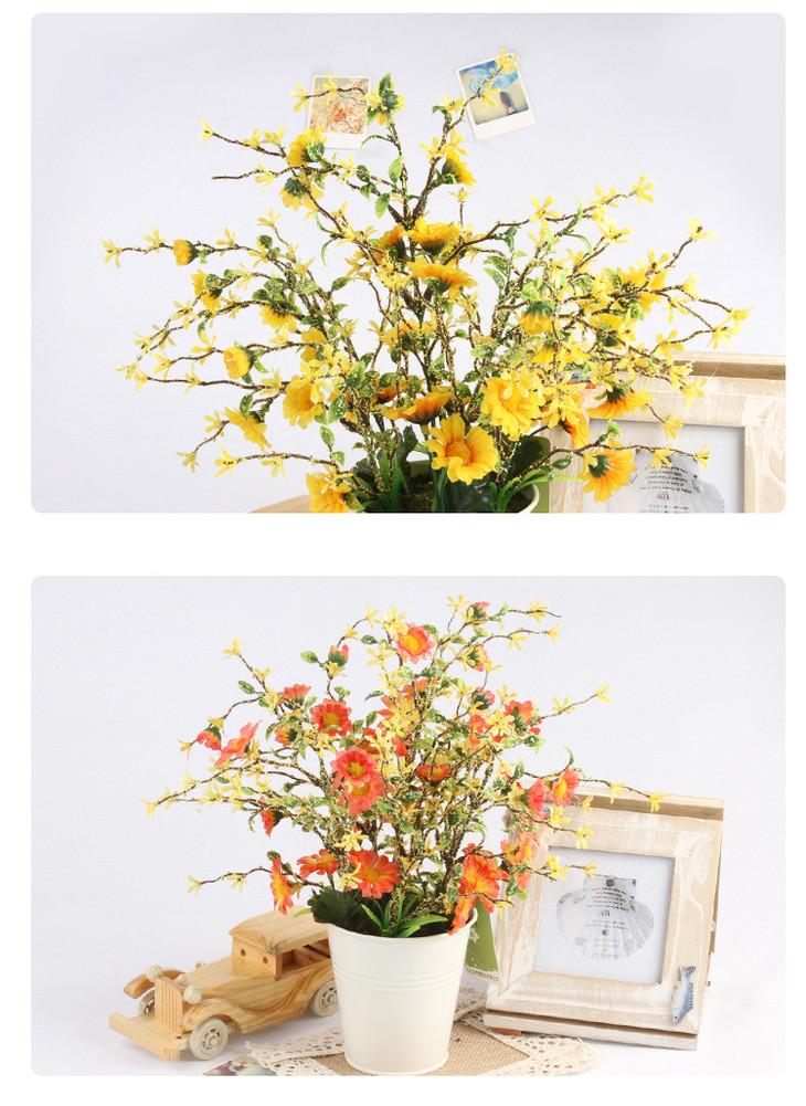 欧式装饰盆栽盆景假花装饰花