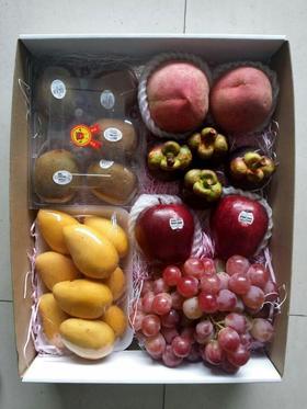 水果礼盒图片