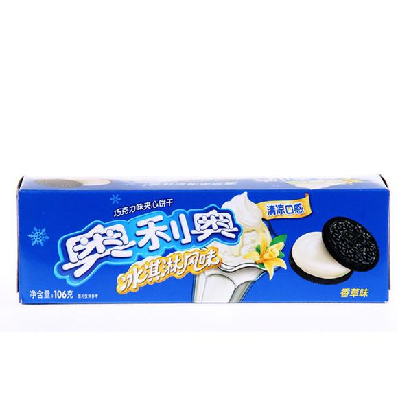 奥利奥冰淇淋香草味106g