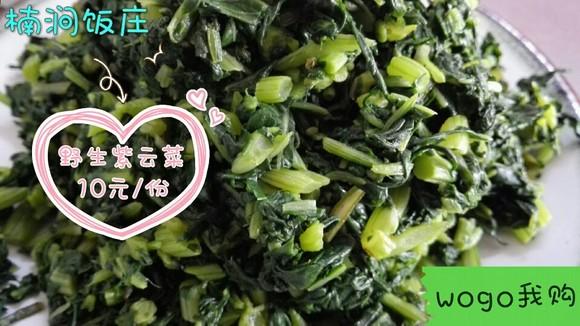 野生紫云菜 - wogo我购